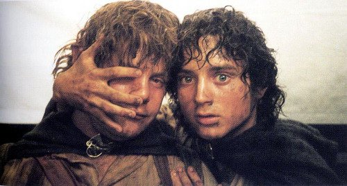 Bit late but.. Happy birthday to our Samwise the Brave, Sean Astin!