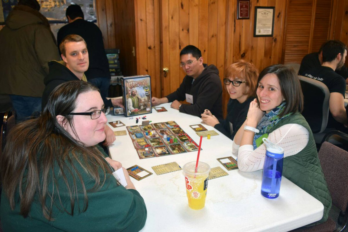 Michigan oakland county wixom - Oakland County Gamer On Twitter Ocgamers Play Tons Of Boardgames Including Istanbul Not Constantinople At The Vfw In Wixom On 2 11
