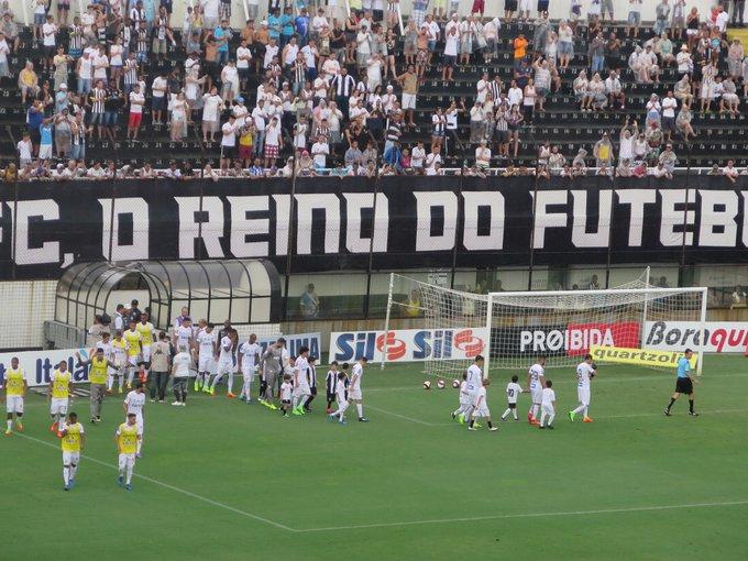 f310860b59 Santos x Botafogo-SP - Campeonato Paulista 2017-2017 - globoesporte.com