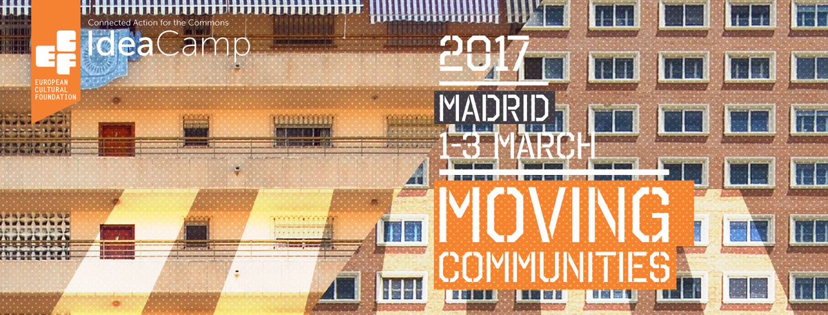 Madrid acoge Idea Camp: 50 propuestas internacionales para potenciar los valores democráticos https://t.co/YHhH4KQwMy https://t.co/o0DXNjZnVc