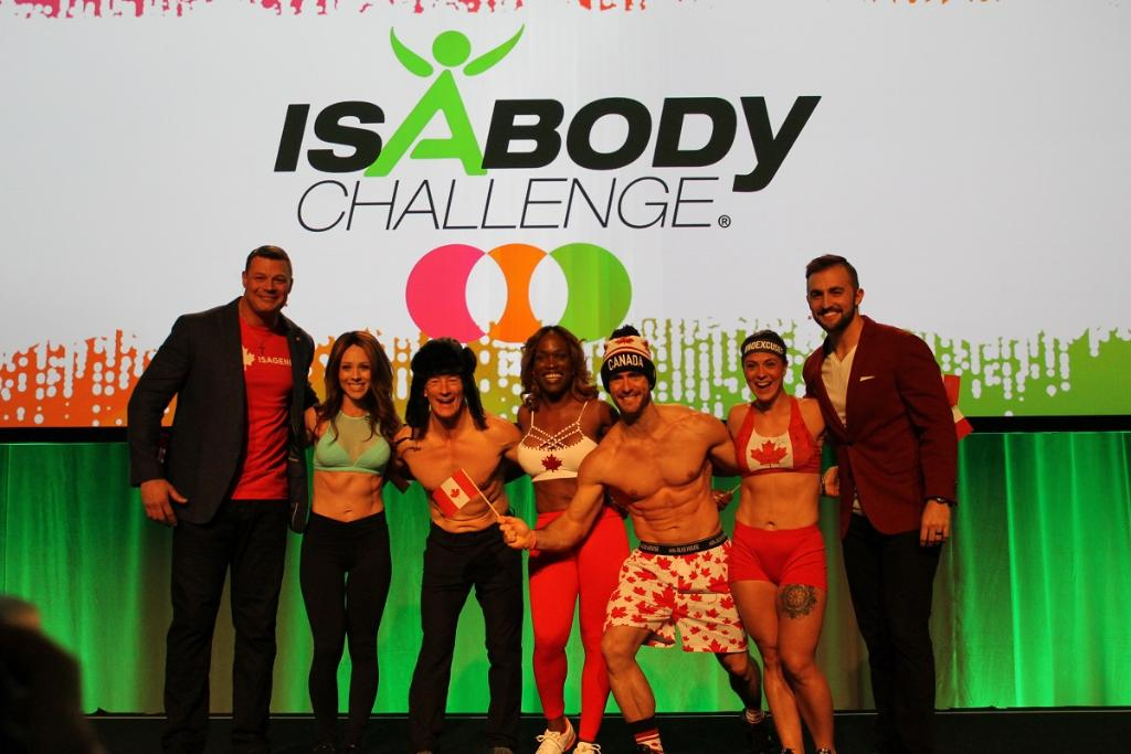 Isagenix On Twitter Our 2017 Nyko Isabody Challenge Finalists
