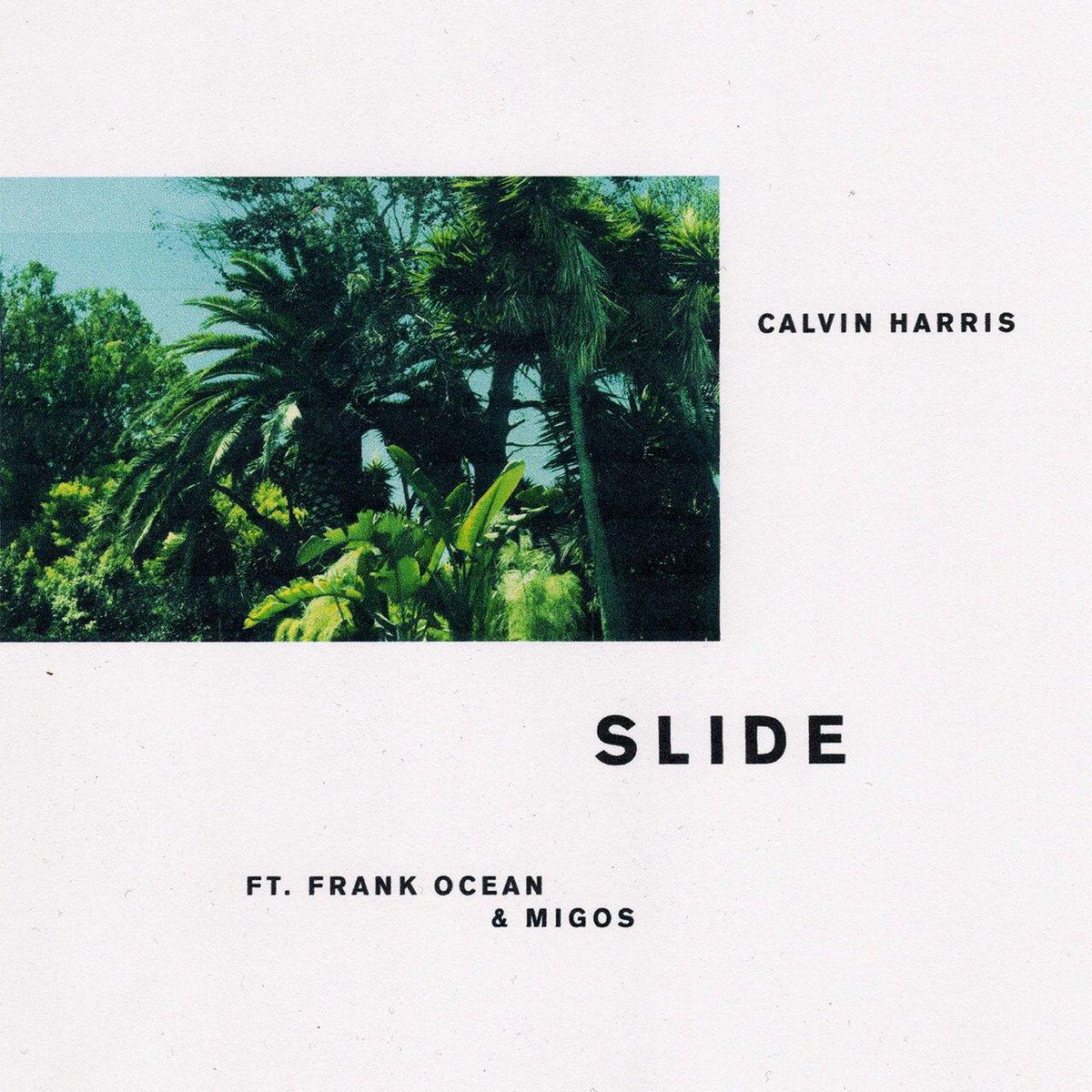 Calvin Harris - Slide Lyrics ft. Frank Ocean & Migos 2