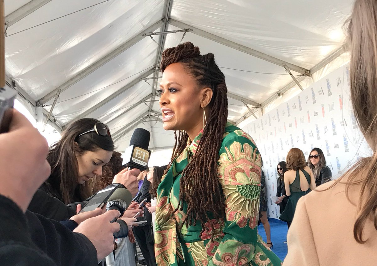 #SpiritAwards and #Oscars2017 nominee @ava on @realDonaldTrump's anti-...