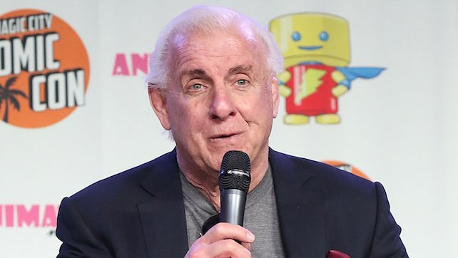 "Triple H Wishes Ric Flair A Happy Birthday, WWE Honors ""The Nature Boy\"""