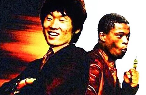 Patrice Evra\s hilarious birthday message to former Man United team-mate Park Ji-Sung