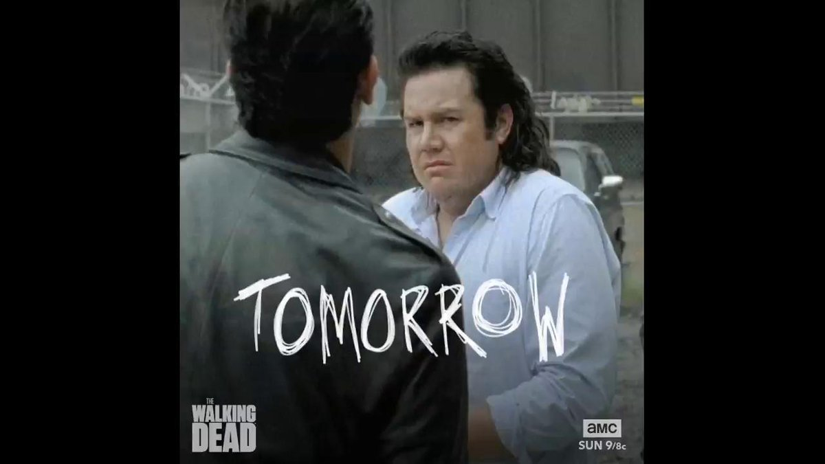 Will it be Negan or Lucille who gets inside Eugene's head on tomorrow'...