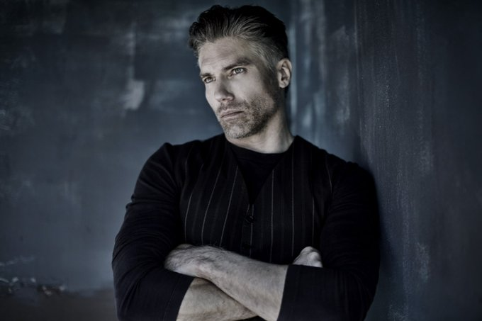 Happy birthday Anson Mount ! is one of the star actors in my cult film