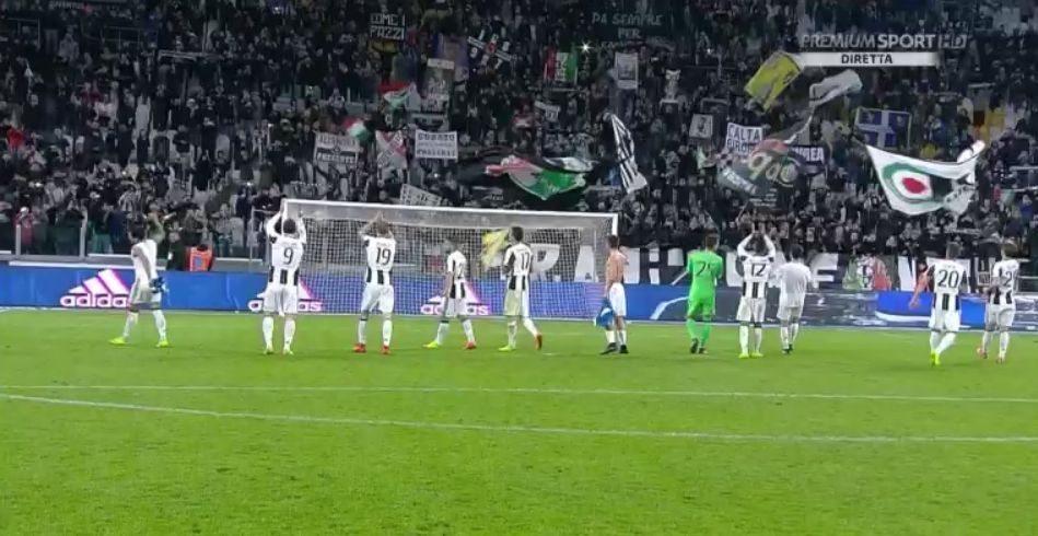 JUVENTUS EMPOLI 2-0 YouTube: Mandzukic e Alex Sandro per la 30a vittoria di fila in casa