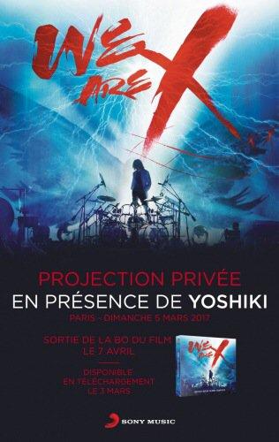 @YoshikiOfficial #XJapan : 10 places à gagner pour le documentaire &quot;#WeAreX &quot;   http:// rocknroll.blog.leparisien.fr/archive/2017/0 2/24/x-japan-16893.html?c &nbsp; … <br>http://pic.twitter.com/VaFES5a6hM