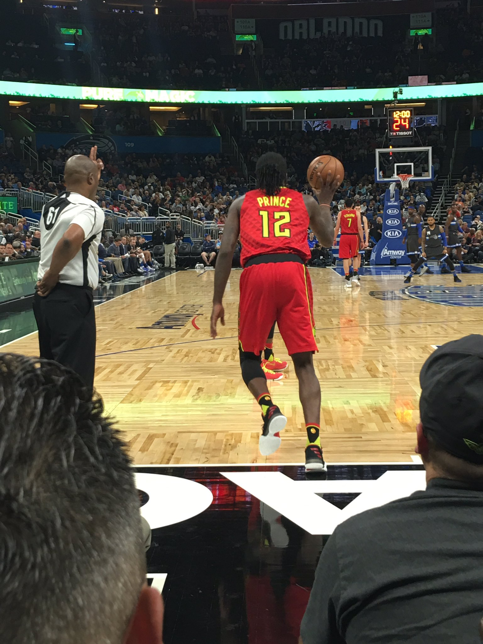 Thumbnail for Fans Rally As Hawks Fall To Magic