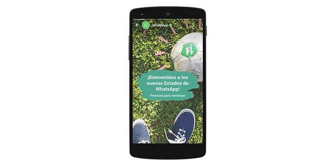 ¿Cómo usar los nuevos estados de WhatsApp?
