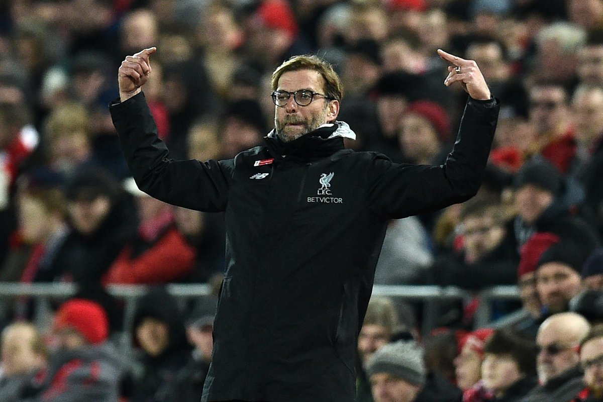 Jurgen Klopp has warned his @LFC side to be wary of a Leicester City r...