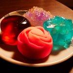 美しすぎる!鉱物イベントで購入した鉱物和菓子の綺麗さが異常!