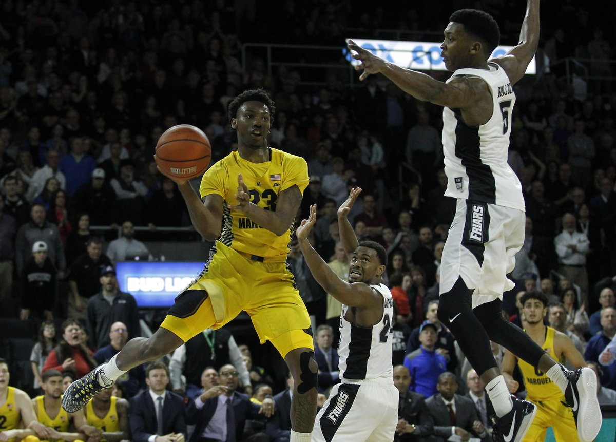 #GBPackers #GreenBay Providence 73, Marquette 69: .. #GreenBayPackers #Packers #GoPackGo  http:// dld.bz/f2JVH  &nbsp;   <br>http://pic.twitter.com/TwenlWOB4Q