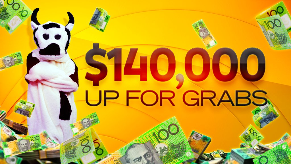 how to answer the phone call from sunrise cash cow