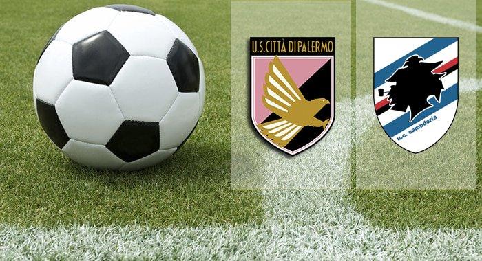 Dove vedere Palermo Sampdoria Diretta TV e Video Streaming