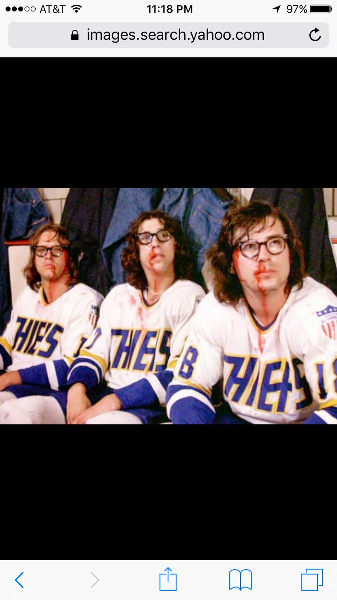 40 years ago today the greatest sports movie of all time came out #slapshot @Hanson_Brothers https://t.co/u8ngp5c0g8