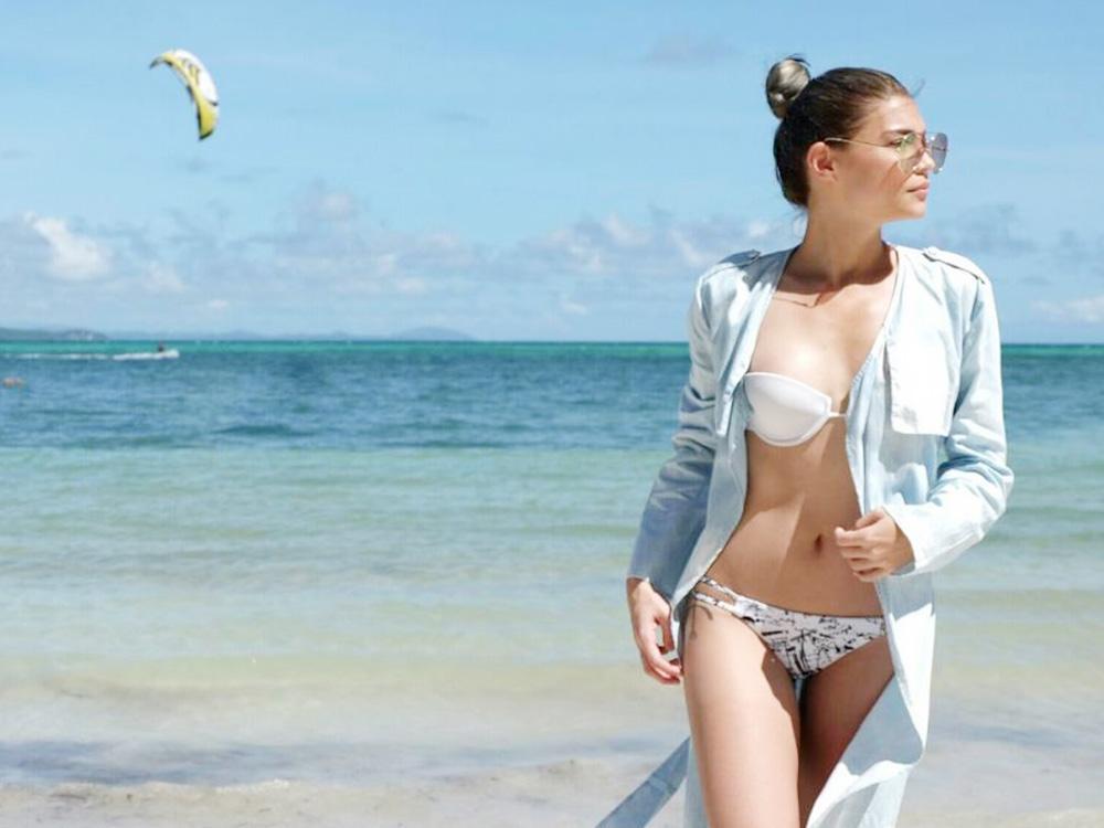 Rhian ramos in bikini