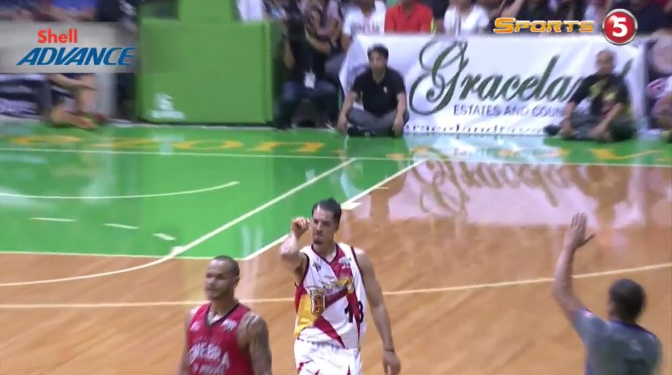 Super Marcio ejected from the game after taunting Sol Train! Huge loss...