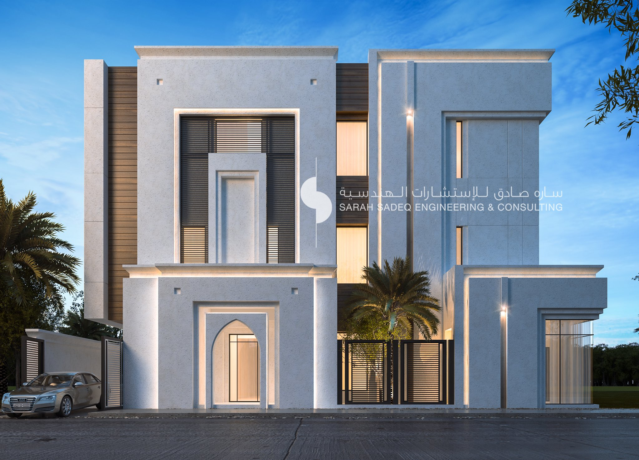 Arch sarah sadeq on twitter for Exterior home design consultant