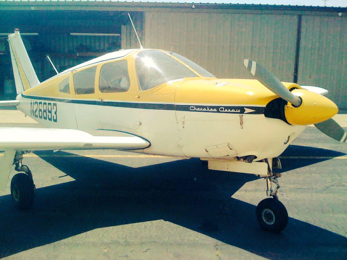 Craigslist Aircraft On Twitter 1969 Piperarrow P 28r 180 29000