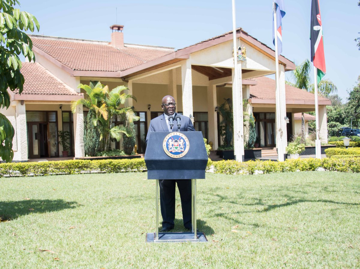 State house kenya on twitter state house spokesperson mesipisu weekly briefing at kakamega state lodge on 26 february 2017 httpst cof6dxsrih5w