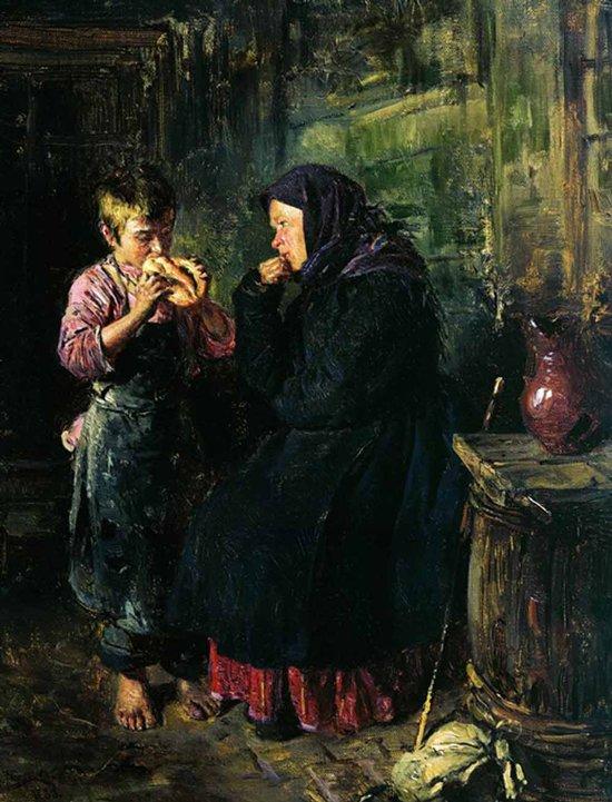 Сочинение по картине богатыри васнецова 7 класс