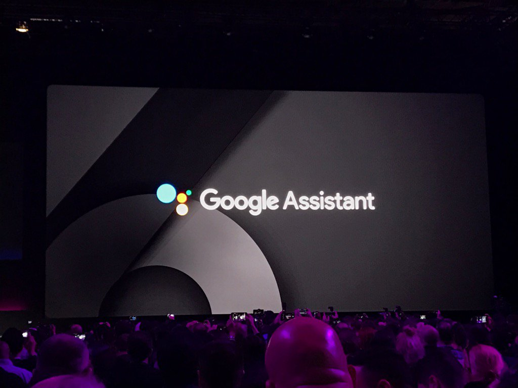 LG G6 is first non Pixel phone with Google Assistant https://t.co/ldNN...