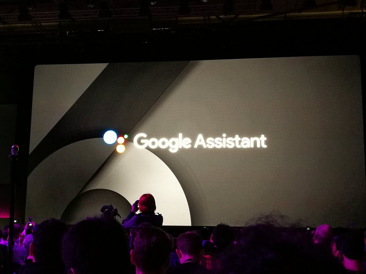 Yep, Google Assistant is on the #LGG6! No need to buy a Pixel to get i...