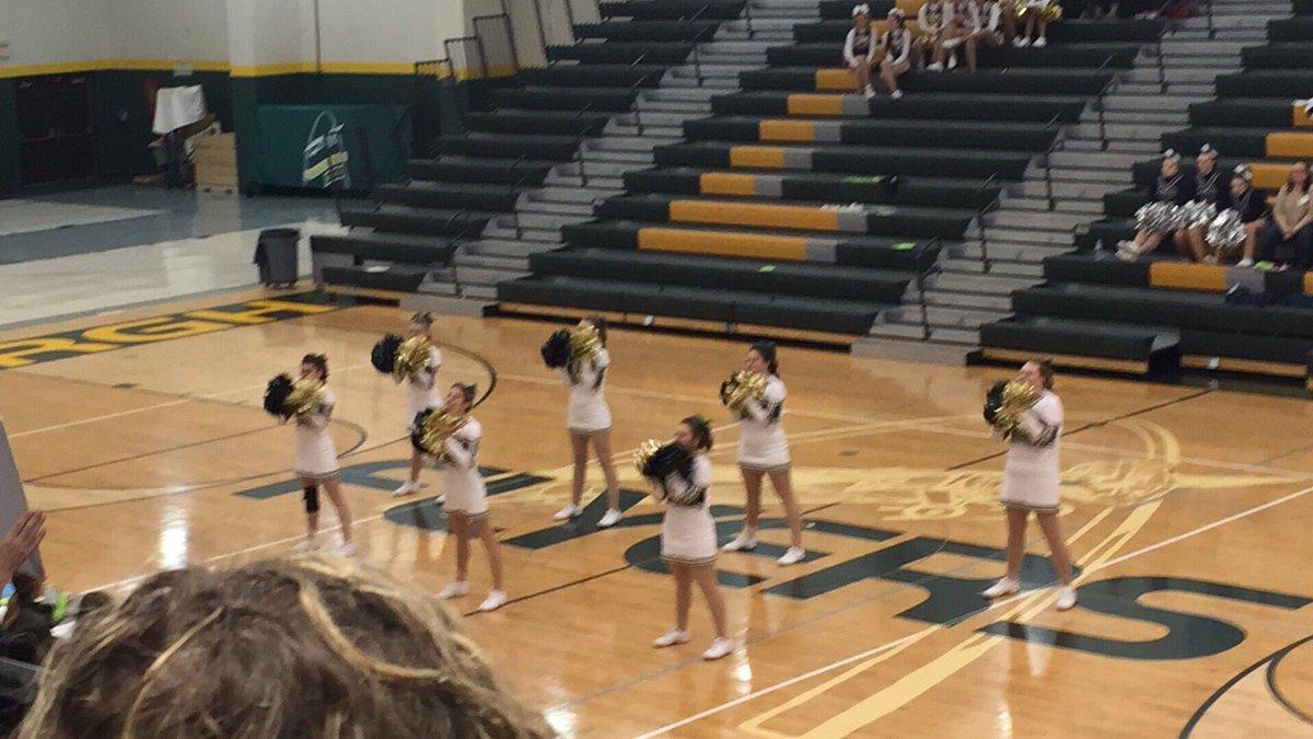 Way to go Cheerleaders! We are proud of you!