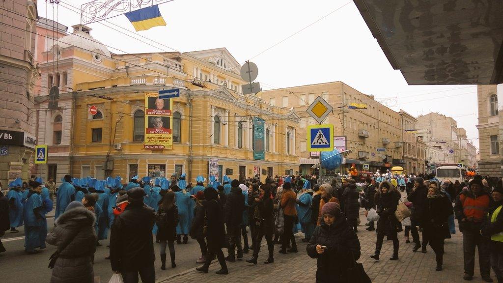 Харьков сейчас