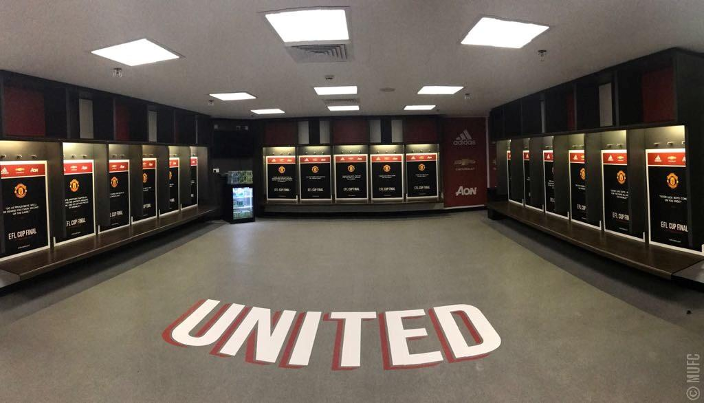 Manchester United On Twitter Quot Inside The Mufc Changing