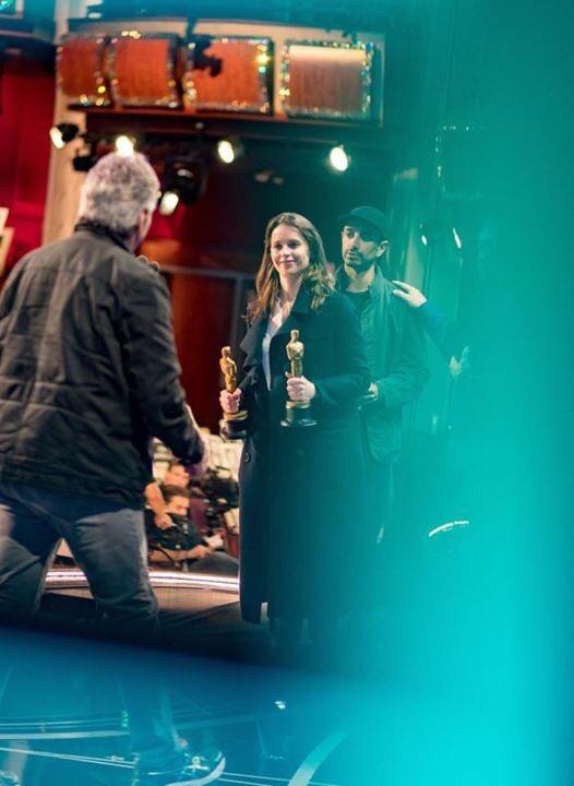 Rendez-vous ce soir pour la remise des #Oscars  ! Croisons les doigts pour Rogue One qui est nommé dans 2 catégories (best fx et mixage son) <br>http://pic.twitter.com/OG860ka6aH