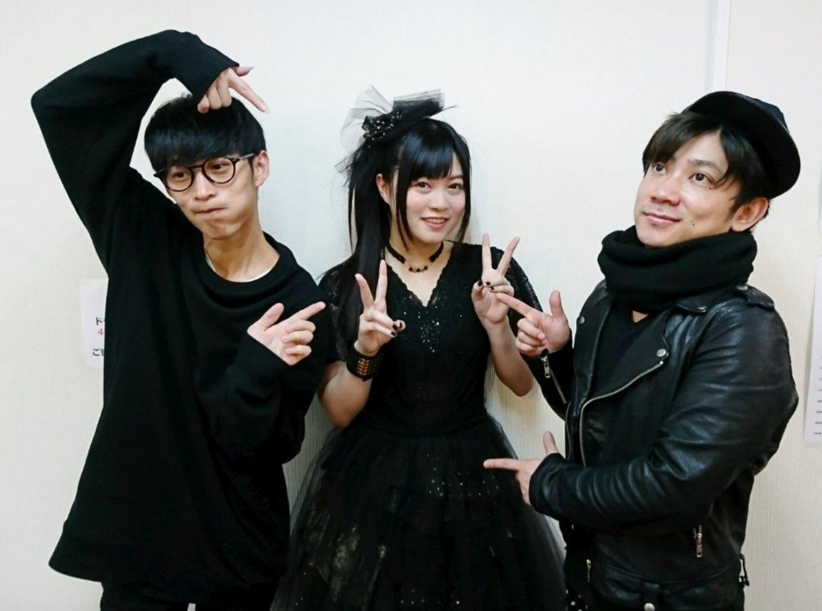 OxTのオーイシマサヨシさん、Tom-H@ckさんと📷✨歌もギターバトルも、楽しい夫婦漫才?トークも素敵でした😆楽屋がお隣で嬉しかったー!ま...
