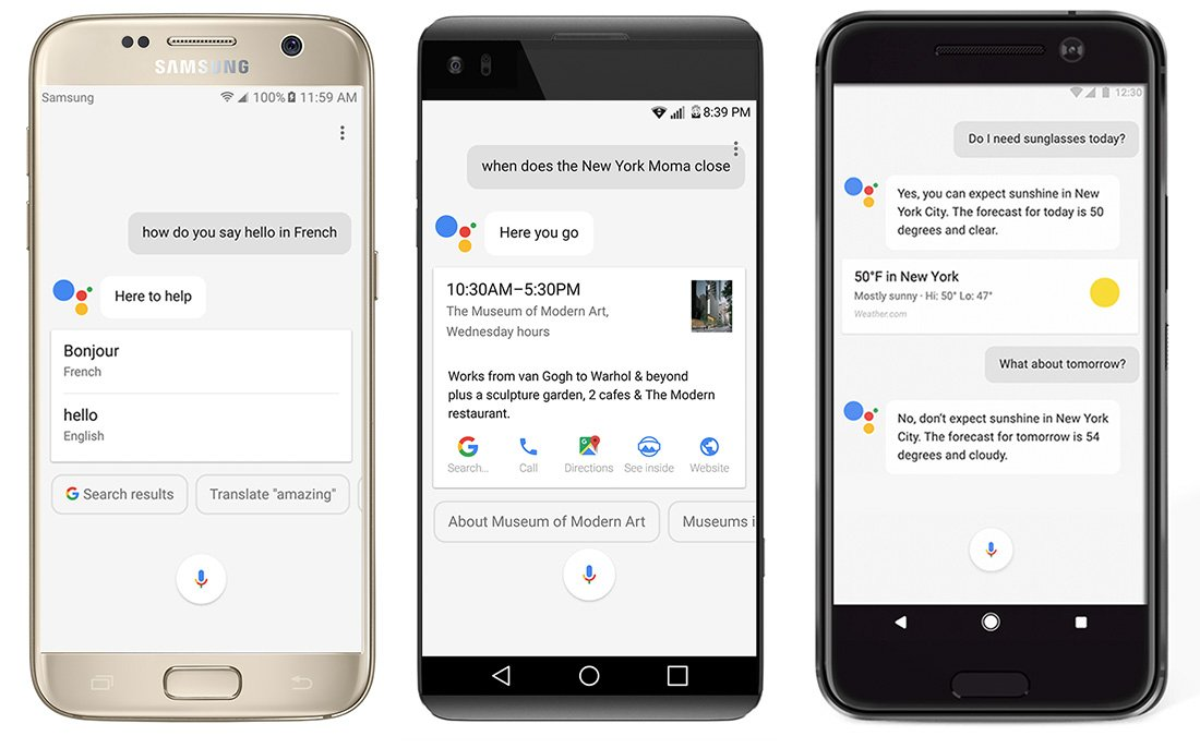 Google Assistant Coming This Week to All Phones Running Nougat and Mar...