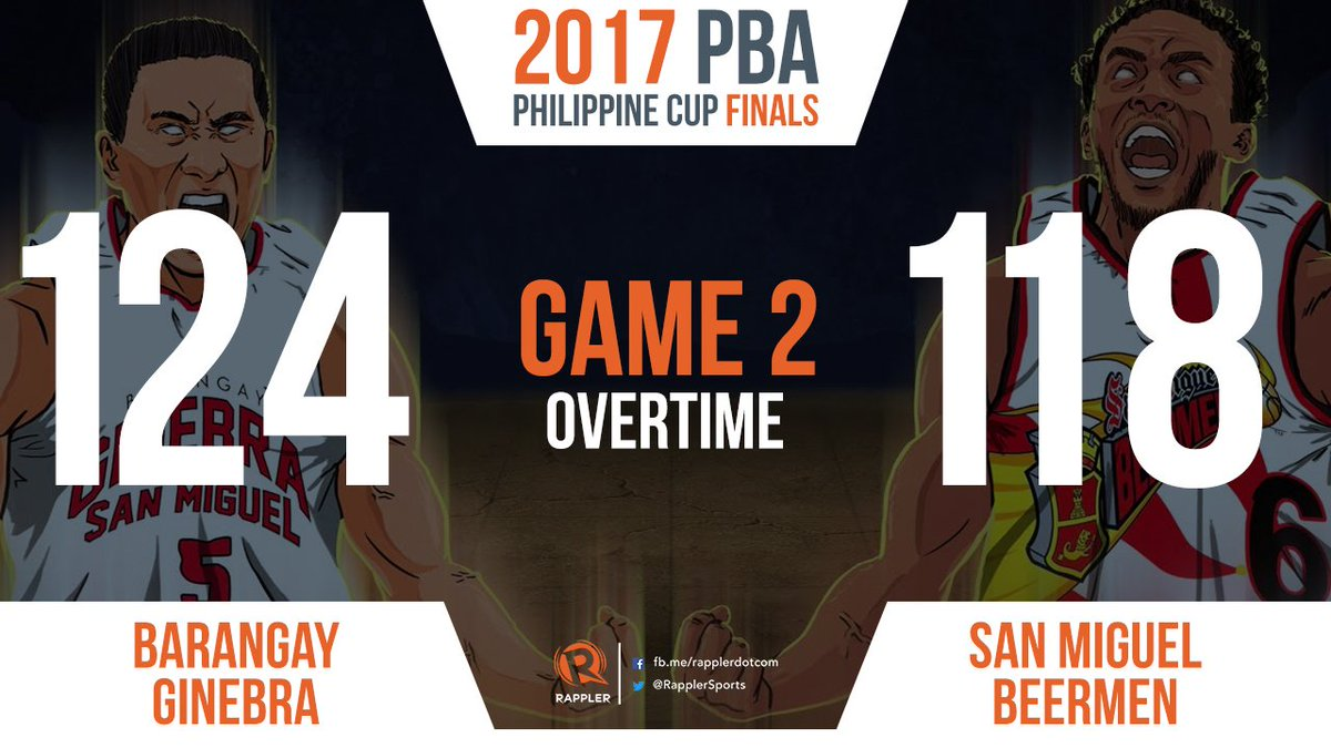 BREAKING. Congratulations, @barangayginebra! https://t.co/xx0bAxBCNG #...
