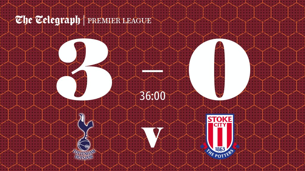 GOAL! Harry Kane with a sensational 36-minute hat-trick. His third in...