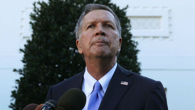 Kasich: You can't repeal ObamaCare 'without repealing and replacing at...