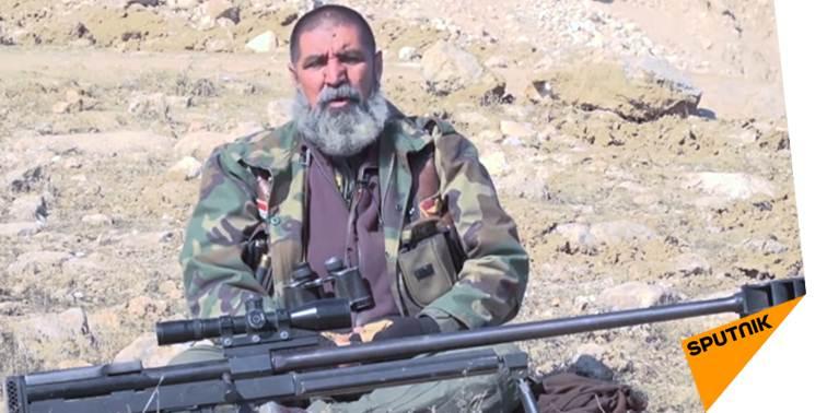 Un papi irakien a tué 321 #terroristes de #Daech (#vidéo) &gt;&gt;  http:// sptnkne.ws/dDpj  &nbsp;   #Irak<br>http://pic.twitter.com/oq9bsxqDTf