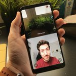 The LG G6 has a built-in Frontback feature #mobile...