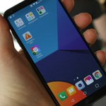 LG unveils the G6, swapping modularity for new scr...