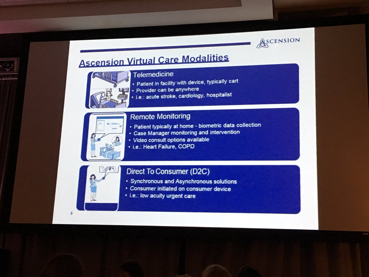 @AANP_NEWS #telehealth improving #access #quality #healthcare #aanphpc<br>http://pic.twitter.com/jVA4XaEwVX