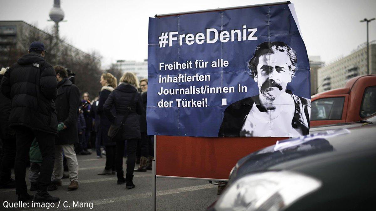 Risultati immagini per Deniz Yücel FREE