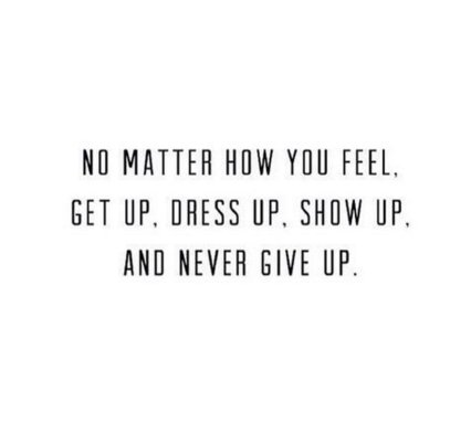 Believe me.. I tell myself this almost everyday! #ladyboss https://t.co/SuKNU5IZ2z