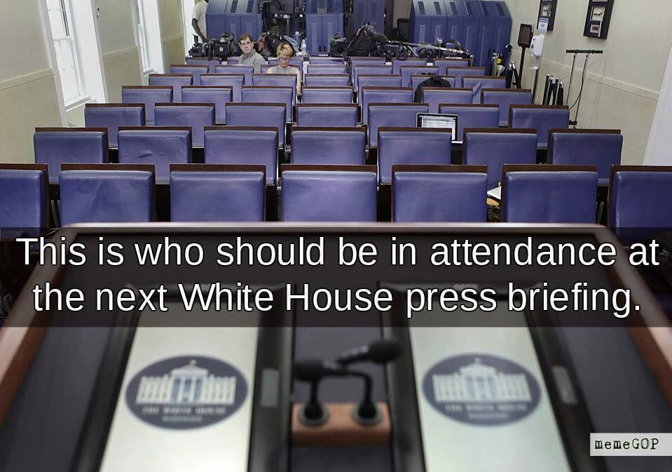 1st Amendment Freedom of Press is the Bedrock of America. All News should Boycott #Trump  .@nytimes .@CNN .@BuzzFeed .@politico #TBATs<br>http://pic.twitter.com/iiEtY9JsHL