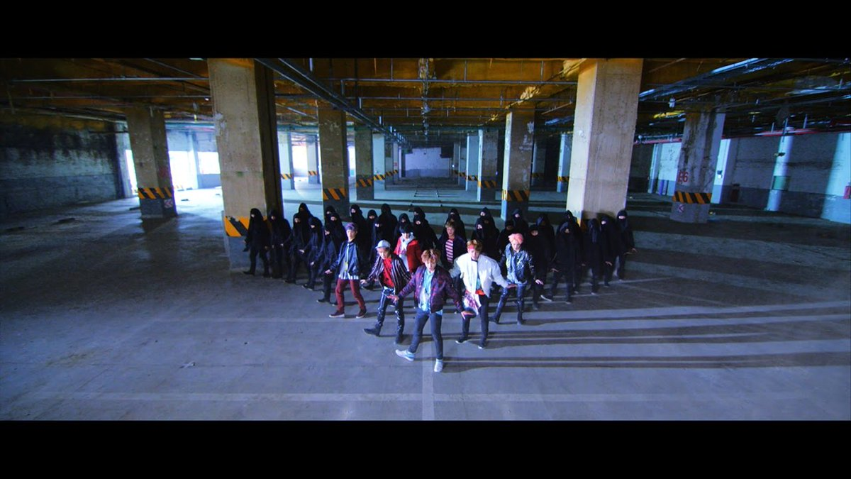 #BTS releases 8-minute long choreography MV for 'Not Today' https://t....