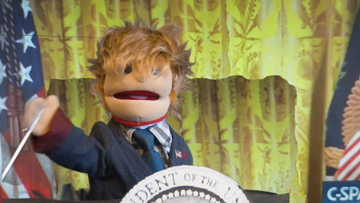 @politico @buzzfeednews @buzzfeed @bbc #Parody of Pres. Donald #Trump.  Stop Lies, Stop Fake News, Stop Leaks  https:// youtu.be/-uU0xw7EVu0  &nbsp;  <br>http://pic.twitter.com/uaAxuYJQ0u