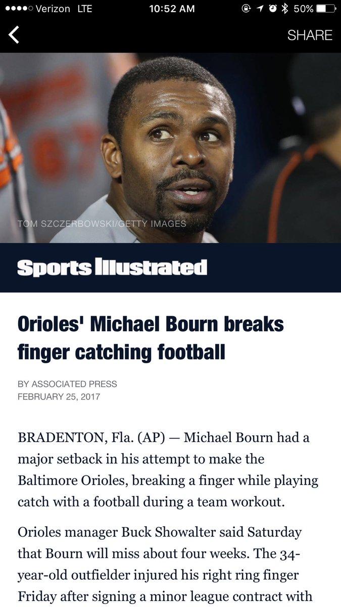 Classic baseball injury. @BarstoolBigCat @PardonMyTake https://t.co/LW...