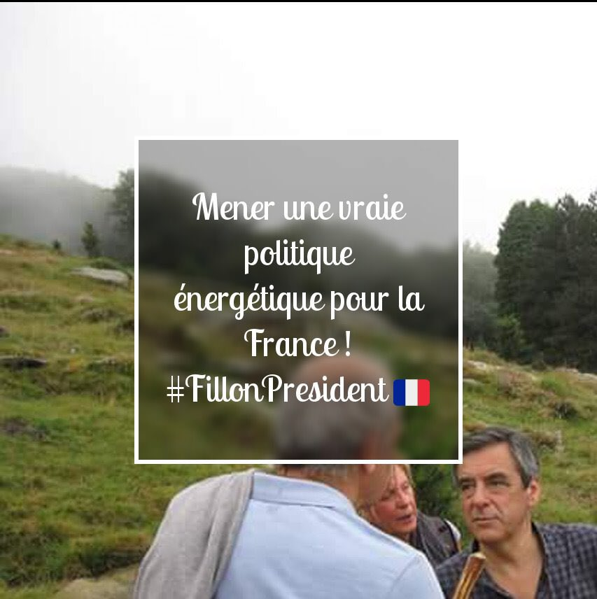 #Environnement : les propositions de @FrancoisFillon sont puissantes ! #FillonPresident <br>http://pic.twitter.com/cNDjcEnJDu