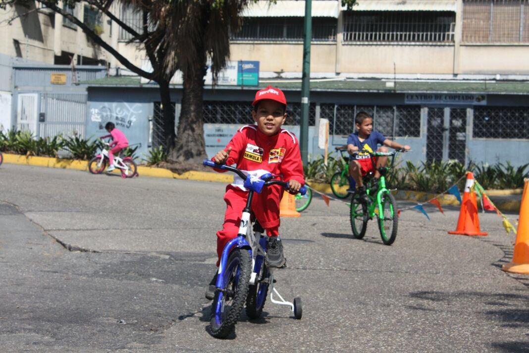 Así va la rueda libre de hoy domingo en los #CarnavalesInternacionales...